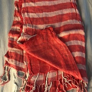 3 layers scarf